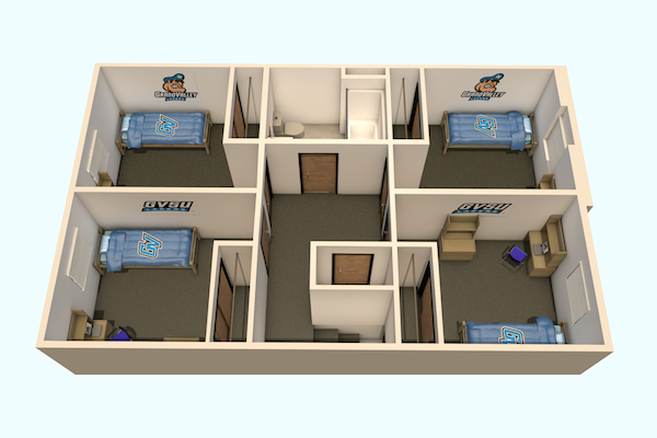 Bedroom Layout Options